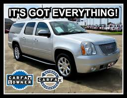 used 2011 gmc yukon xl 1500 for columbus tx vin 2011 gmc yukon xl 1500 denali suv for in columbus tx