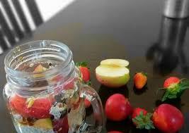 Chia Fruit Salad Recipe By Bhumika Gandhi Cookpad Gorgeous Pears Ghandi
