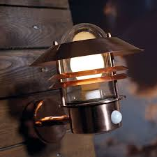 the blokhus pir wall light from nordlux offers stunning good looks robust weatherproofing coastal outdoor lightingcoastal