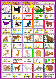 It was devised by the international phonetic association in the late 19th. Sound Park Funny Phonetics With Animals And Adjectives English Esl Worksheets For Distance Learning And Physical Classrooms