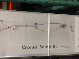 costco 1152747 hansgrohe croma select shower combo spec2