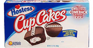 Hostess Cup Cakes 126 Oz Amazoncom Grocery Gourmet Food