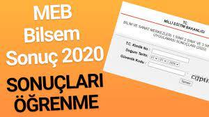 Meb Bilsem Sonuç 2020, Bilsem Sınav Sonuçları Öğrenme - YouTube