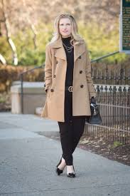 petite fashion and style blog anne klein women s double ted coat banana republic sloan