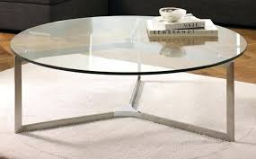 medium size of small round white wood coffee table glass top half circle side brilliant leg