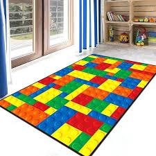 anti slip rug carpet grip underlay modern lovely cartoon letter children s puzzle early education floor