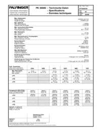 Palfinger Specifications Cranemarket Page 8