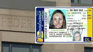 Receives com Extension Driver's Pennsylvania Wnep License