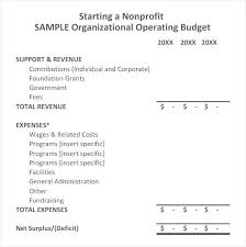 budget non profit sample budget non profit organization acepeople co