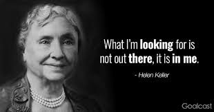 Helen Keller Quotes Enchanting Top 48 Helen Keller Quotes To Inspire You To Never Give Up Goalcast