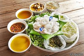 what to eat in local n dishes nom banh chok khmer noodles