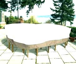 outside table covers clear round with elastic l rectangle oval patio and chair set cover outdoor patio table covers outside