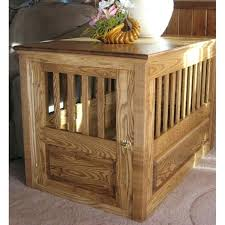 dog crates as furniture. Delighful Crates Dog Crate Furniture Wood Custom Nc For Crates As