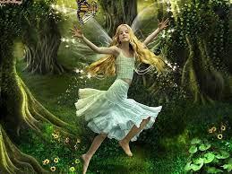 Free Happy Butterfly Fairy Wallpaper ...