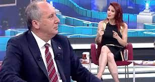 Nagehan Alçı, Muharrem İnce'ye 2 Gün Sonra Cevap Verdi: Erdoğan'a da  Sorarım - Dailymotion Video