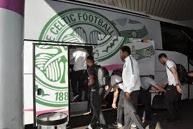 El Celtic emblema del f tbol escoc s llega para su concurso en.