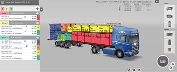 Design Your Own Truck Online For Free Container And Truck Load Planning Software Easycargo