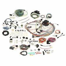1961 64 chevy impala american autowire classic update wiring 1967 68 chevy truck c10 american autowire classic update wiring harness 510333