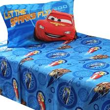 Lightning Mcqueen Bedroom Accessories Buy 3pc Disney Cars Twin Bed Sheet Set Lightning Mcqueen City
