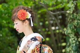 おしゃれな花嫁のヘアスタイル和装ナチュラル編 スタッフブログ