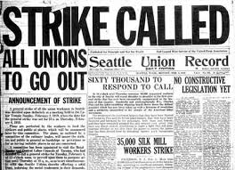 Red Scare And Labor Strikes Chart Answers The Transition To Peace 1919 1921 Boundless Us History