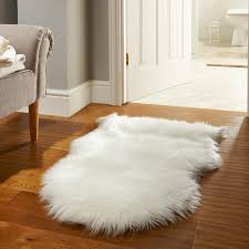 faux fur white rug unique decoration and sheepskin inside area home space decor photos gallery of mongolian lamb bear fake polar wolf hide animal rugs