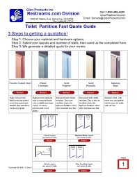 Bathroom Partition Hardware Unique Catalog And ArticlesToilet Partitions Material Selection