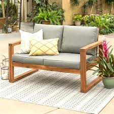 acacia outdoor love seat seats loveseat with storage