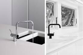 10 Easy Pieces Architects Go To Modern Kitchen Faucets Remodelista