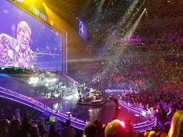 Pepsi Center Seating Chart Elton John Pepsi Center Section 128 Row 8 Seat 11 Elton John Tour