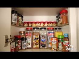 How To Build A Spice Rack Beauteous How To Make A Spice RackCabinet Organization Smarter How To Tips