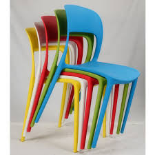 stackable plastic chairs. Brilliant Chairs China Stackable Plastic Chair Home Furniture PP Chair For Chairs E