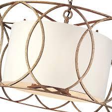 troy lighting f1285db sausalito 5 light drum pendant