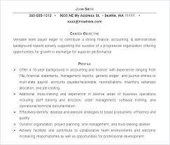 Accounts Payable Resume Objective Accounts Payable Supervisor Resume Objective For Accountant Manager
