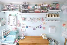 shabby chic home office.  chic craft room design ideas home office shabbychic style with wrapping paper  craft supplies and shabby chic home office