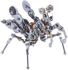 Amazon.com: XSHION <b>3D Metal Puzzle Insect</b> Model Kit, DIY ...