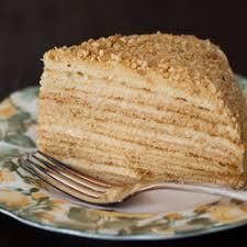 Russian Honey Cake Recipe