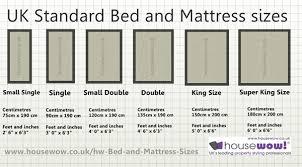 Description of mattress measurements – Trusty Decor