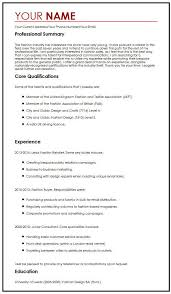 Simple Cv Examples Uk Best Cv Sample Myperfectcv