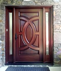 Country Wooden Entry Doors Warm Wooden Entry Doors Wood Furniture ...