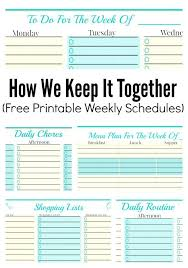 Day Calendar Template Daily Planner Excel Schedule Printable Free ...