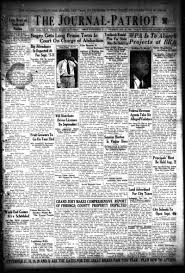 The Journal-patriot. (North Wilkesboro, N.C.) 1932-current, August 15,  1935, Image 1 · North Carolina Newspapers