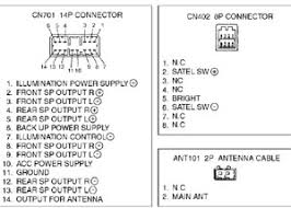 subaru car radio stereo audio wiring diagram autoradio connector subaru mclntosh pf 40621