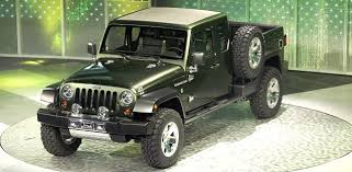2018 jeep model release. modren model 2018 jeep pickup  gladiator concept to jeep model release