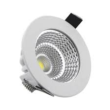 dimmable led recessed cob downlight 5w 7w 9w 12w 15w 18w dimming led spot light led ceiling lamp white warm white ac85265v