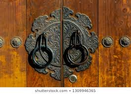Antique door knob Glass Door Traditional Authentic Door Knob Of Korean Shutterstock Antique Door Knob Images Stock Photos Vectors Shutterstock
