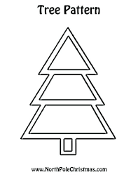 3d Christmas Tree Template Free Box For Voipersracing Co