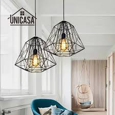 industrial lighting bathroom. Cord Pendant Lights Vintage Industrial Lighting Bathroom Bar Hotel Kitchen Island Led Light Antique Ceiling Lamp