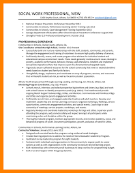 Social Worker Resume Template Resume And Cover Letter Resume And