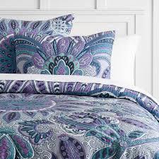 Anna Sui Flight of Fancy Sateen Quilt + Sham | PBteen & Anna Sui Flight of Fancy Sateen Quilt + Sham Adamdwight.com